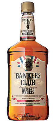 Banker's Club Blended Whiskey